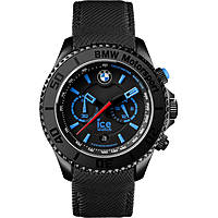 montre chronographe homme ICE WATCH Bmw Motorsport BM.CH.KLB.B.L.14