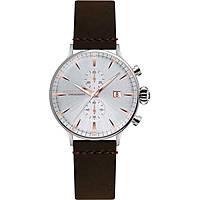 montre chronographe homme John Dandy JD-2608M/16