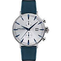 montre chronographe homme John Dandy JD-2608M/20