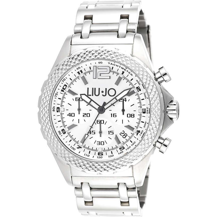 montre chronographe homme Liujo Riva TLJ833