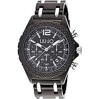 montre chronographe homme Liujo Riva TLJ834