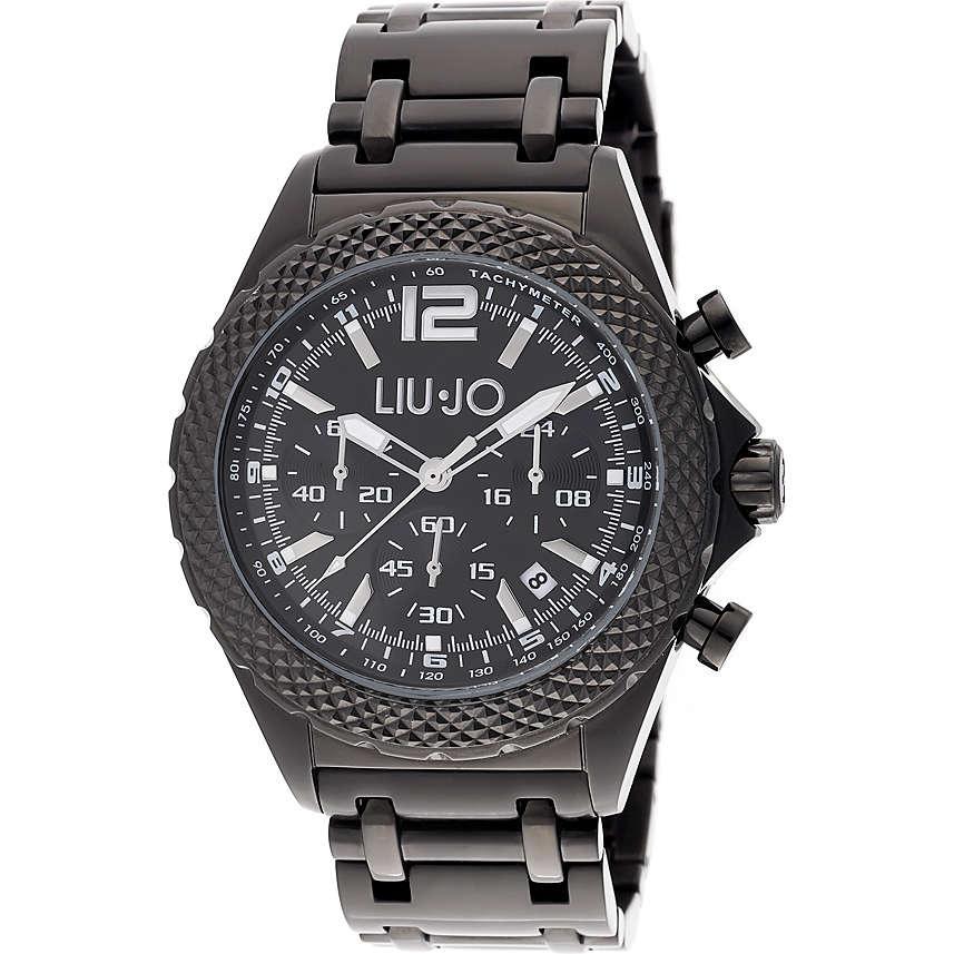 montre chronographe homme Liujo Riva TLJ835