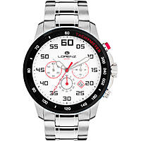 montre chronographe homme Lorenz Granpremio 030048DD