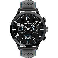 montre chronographe homme Lorenz Granpremio 030105DD