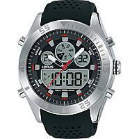 montre chronographe homme Lorus Sports R2339LX9