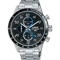 montre chronographe homme Lorus Sports RM333EX9