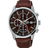 montre chronographe homme Lorus Sports RM339DX9