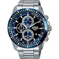 montre chronographe homme Lorus Sports RM341DX9