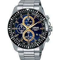 montre chronographe homme Lorus Sports RM343DX9