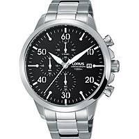 montre chronographe homme Lorus Sports RM343EX9