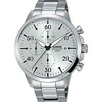 montre chronographe homme Lorus Sports RM345EX9