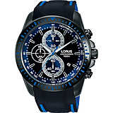 montre chronographe homme Lorus Sports RM355DX9