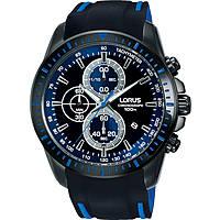 montre chronographe homme Lorus Sports RM355DX9