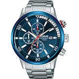 montre chronographe homme Lorus Sports RM359CX9