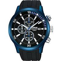 montre chronographe homme Lorus Sports RM365CX9