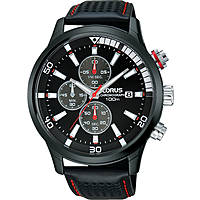 montre chronographe homme Lorus Sports RM367CX9