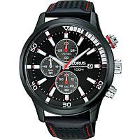 montre chronographe homme Lorus Sports RM367CX9