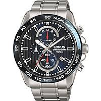 montre chronographe homme Lorus Sports RM375CX9