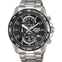 montre chronographe homme Lorus Sports RM377CX9