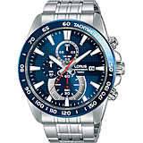 montre chronographe homme Lorus Sports RM379DX9