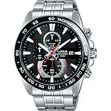 montre chronographe homme Lorus Sports RM381DX9
