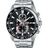 montre chronographe homme Lorus Sports RM381DX9