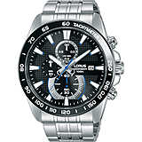 montre chronographe homme Lorus Sports RM383DX9