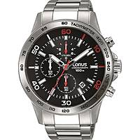 montre chronographe homme Lorus Sports RM397CX9