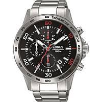 montre chronographe homme Lorus Sports RM397CX9