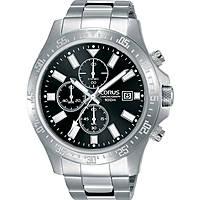 montre chronographe homme Lorus Sports RM397DX9