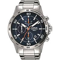 montre chronographe homme Lorus Sports RM399CX9