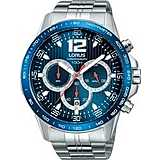 montre chronographe homme Lorus Sports RT317EX9