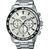 montre chronographe homme Lorus Sports RT319FX9
