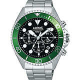 montre chronographe homme Lorus Sports RT321GX9