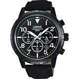 montre chronographe homme Lorus Sports RT335FX9