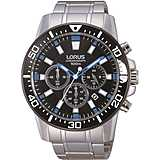 montre chronographe homme Lorus Sports RT355DX9