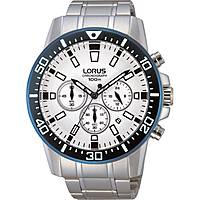 montre chronographe homme Lorus Sports RT359DX9