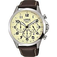 montre chronographe homme Lorus Sports RT377FX9