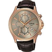 montre chronographe homme Lorus Urban RM318DX9