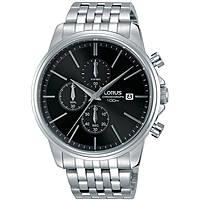 montre chronographe homme Lorus Urban RM321EX9