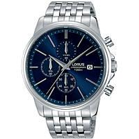 montre chronographe homme Lorus Urban RM323EX9