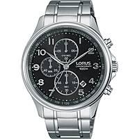 montre chronographe homme Lorus Urban RM357DX9