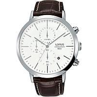 montre chronographe homme Lorus Urban RM375DX9