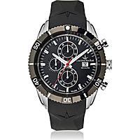 montre chronographe homme Lucien Rochat Krab R0471603004