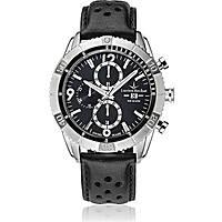 montre chronographe homme Lucien Rochat Krab R0471603006