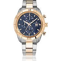 montre chronographe homme Lucien Rochat Krab R0473603005