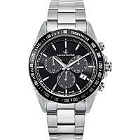 montre chronographe homme Lucien Rochat Reims R0473605002