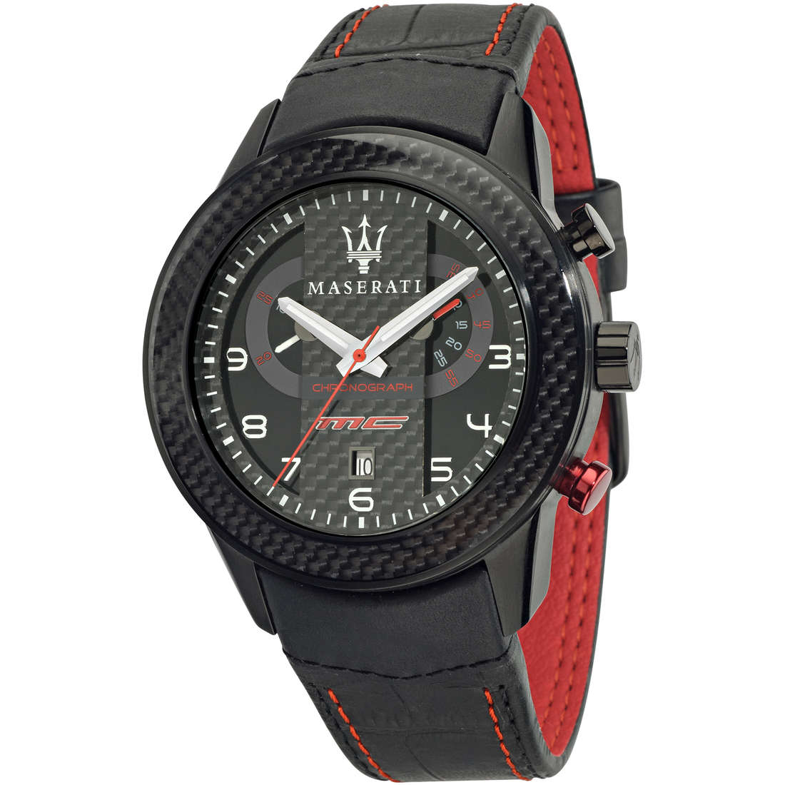 montre chronographe homme Maserati CORSA R8871610004