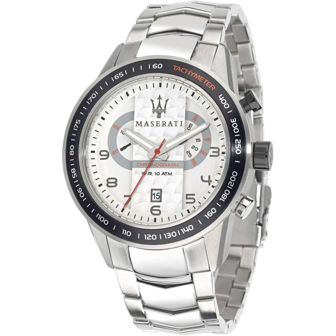 montre chronographe homme Maserati CORSA R8873610001