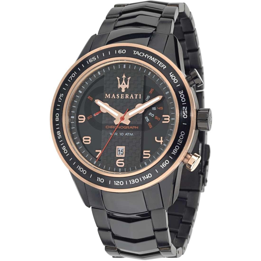 montre chronographe homme Maserati CORSA R8873610002